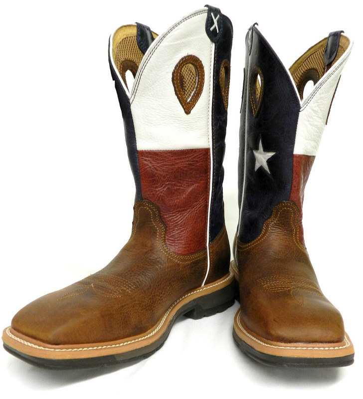 Texas Flag Combo - Boot Scootin' Boots and Cowboy Hats